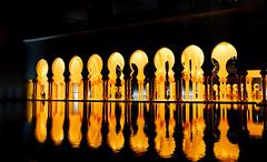 DSCF6378-1 (s44rth4k) Tags: reflection arch sheikhzayedmosque