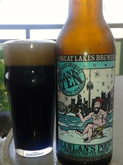 mmmm....beer (jmaxtours) Tags: beer etobicoke porter mmmmbeer torontoontario greatlakesbrewery tankten greatlakesbrewerytoronto hanlanspointcoconutcoffeeporter