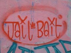 Jail Bait (duncan) Tags: graffiti stockwell jailbait