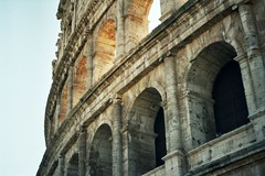 rome (doloreshaze11) Tags: rome italy film zenit coliseum