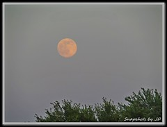 Night before the Full moon (Snapshots by JD) Tags: moon oklahoma lunar westville