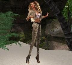 Entice @ Designer Showcase-Follow Me (XiomaraLavendel) Tags: shoes secondlife casual accessories crystalline entice casualchic slfashion slmodel designershowcase secondlifefashion analogdog secondlifemodel xiomaralavendel hillyhaalan