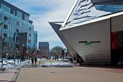 13th Ave. Denver, Colorado (seanmugs) Tags: architecture 35mm colorado denverartmuseum streetscene denver streetscape denvercolorado nikon35mmf18gafsdxlens