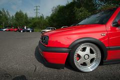 Mk3 & OZs (La) Tags: vw golf volkswagen oz low static dope lowered futura stance mk3