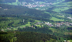 Bayerisch Eisenstein (WeatherMaker) Tags: mountain mountains germany bayern bavaria bayerischerwald