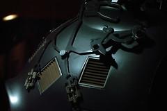 Casco de Darth Vader (laap mx) Tags: brussels mars march starwars europa europe belgium belgique bruxelles exhibition bruselas darthvader 2008 brussel belgica bruxelas marzo exposicion tourtaxis