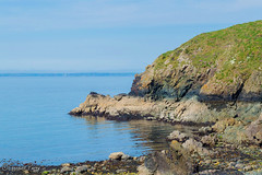 Martins Haven (parry101) Tags: martins haven pembrokeshire west wales sea water nature landscape sky grass rocks rock