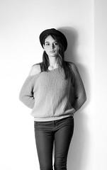 Janet (MatoSilva) Tags: bw sexy byn blanco nikon negro asuncion paraguay