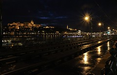 Night Lights of Budapest (wbirt1) Tags: cruise river hungary budapest danube danuberivercruise