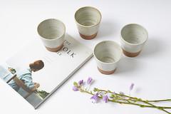 Tea-Bowl-white-010 (cdkceramic) Tags: white cup ceramic tea bowl   cdkceramic