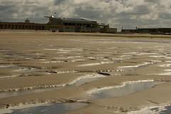 Belgian coast (Natali Antonovich) Tags: reflection architecture landscape seaside oostende seashore seasideresort belgiancoast seaboard