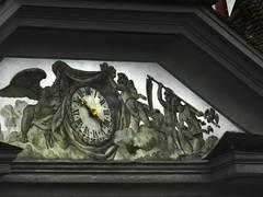 012 clock (jasminepeters019) Tags: clock europe time clocktower timepiece europetrip ticktock 100shoot