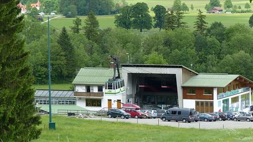 Talstation Tegelbergbahn