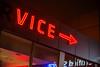 Vice (Kurayba) Tags: ca city light red urban signs canada rain sign night lights neon cityscape edmonton pentax f14 vice full rainy ave alberta da frame 55 avenue raining mode ff whyte k1 smcpda55mmf14sdm