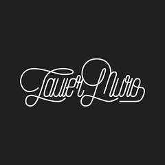 Javier Muro #Wip (Abel Snchez.) Tags: barcelona logo typography design graphicdesign letters lettering calligraphy script logotype scriptlogo