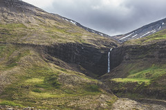 Edge of the Eastern Fjords (Brian Powers Photography) Tags: travel mountain 3 waterfall iceland europe professional phantom drone