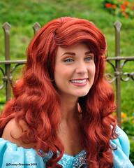 Princess Ariel_0704 (Disney-Grandpa) Tags: portrait disneyland disneyprincess princessariel