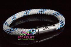 DSC09362 (Ropelet Bracelets) Tags: jewelry wrist handmadejewelry handmadebracelet ropebracelet wristwear sailorbracelet surferbracelet climbingbracelet ropelet