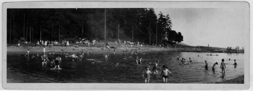 Lincoln Park Pool, 1931