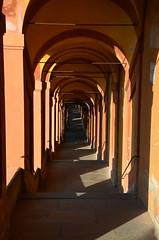 DSC_4979 (aktarian) Tags: bologna italy italija italia shadows sence shadowplay santuariodimadonnadisanluca arcades arkade