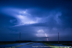 "Supercell Lightning Russel Springs Kansas • <a style=""font-size:0.8em;"" href=""http://www.flickr.com/photos/65051383@N05/27515879852/"" target=""_blank"">View on Flickr</a>"