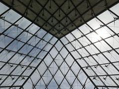 The Louvre or Louvre Museum - Paris France (Peter Hutchins) Tags: cup museum championship european louvre euro or uefa the thelouvre 2016 louvremuseum