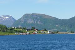 Atlantic Ocean Road and Kristiansund, Norway, June 2016