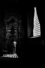 1-DSC09301 (Paulo J Moreira) Tags: light blackandwhite bw church window blackwhite shadows streetphotography pb igreja janela pretoebranco fotografiaderua paulomoreira sonyrx100