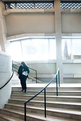 Shard (jonnydredge) Tags: london art architecture stairs nikon tatemodern galleries shard switchhouse moderneccentrics