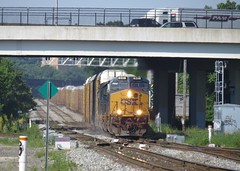 Baltimore 2016 (wheeltoyz) Tags: city railroad train harbor md maryland crab charm baltimore inner bo freight orioles csx carrol