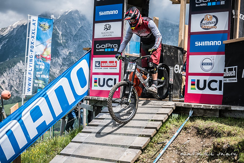 Downhill WorldCup Leogang 2016