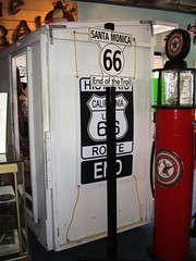 CA Route 66 Museum, Victorville, CA (Daralee's Web World photos) Tags: texaco victorvilleca caroute66museum