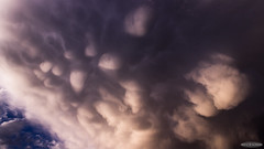 Mammatus Clouds (AstroGuiGeek) Tags: france clouds cloudy mamma thunderstorm nuages orage t3i mto mammatus nuageux 600d canonphotography orageux cloudsstormssunsetssunrises eos600d canoneos600d rebelt3i astroguigeek