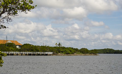 From the other side (yoelisd2003) Tags: blue sky house nature seaside marine seascapes florida outdoor homestead