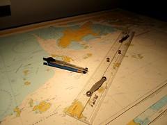 Adrift in the Water (wilwilwilsonsonson) Tags: voyage map nautical navigation seafaring seaman