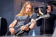 Audrey Horne @ Hellfest 2016, Clisson | 17/06/2015 (Philippe Bareille) Tags: audreyhorne melodichardrock hardrock hellfest clisson france mainstage 2016 music live livemusic festival openair show concert gig stage band rock rockband metal heavymetal canon eos 6d canoneos6d musicwavesfr french musique artiste scne arveisdalicedale guitarist guitarplayer