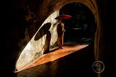 Red Umbrella - Monks Part III