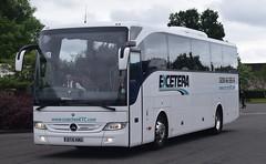 BT15KMU  Coaches Excetera, London (highlandreiver) Tags: bus green london buses mercedes benz scotland coach scottish gretna coaches tourismo kmu bt15 excetera bt15kmu