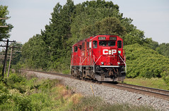 CP LET CP 2265 at Melrose (railroadcndr) Tags: railroad ontario canada station train switch track tracks engine railway melrose pr locomotive canadianpacific siding cp signal cpr freight emd komoka cpwindsorsub cp2259 gp20ceco cpmelrose cplet