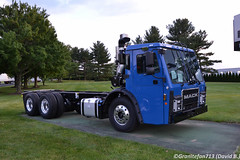 2017 Mack LR613 Chassis (Trucks, Buses, & Trains by granitefan713) Tags: mack macktruck macungie coe cabover lowentry cabforward newtruck chassis truckchassis macklr lr613 macklr613 newmodel