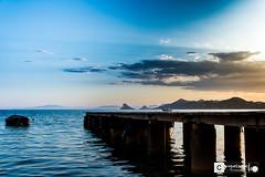 Un lugar para soar (Miguel Angel Lillo Fotografa) Tags: aguilas calabardina murcia espaa mar nubes cielo playa embarcadero barco nikon d7200 tamron 1750mm28