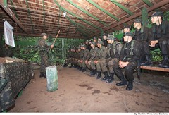 Curso de Adaptação Básica ao Ambiente de Selva (CABAS) (Força Aérea Brasileira - Página Oficial) Tags: curso amazônia cabas selva adaptação militar militares treinamento sobrevivência manaus fab capacitação forçaaéreabrasileira brazilianairforce fotoalexandremanfrim