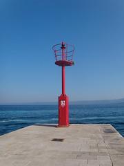 Bol harbour (20denier) Tags: sea harbour croatia bol bra