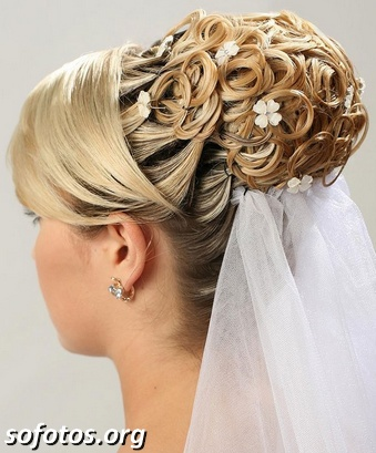 Penteados para noiva 108