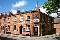 The Albion - Chester (garstonian) Tags: cheshire chester pubs realale