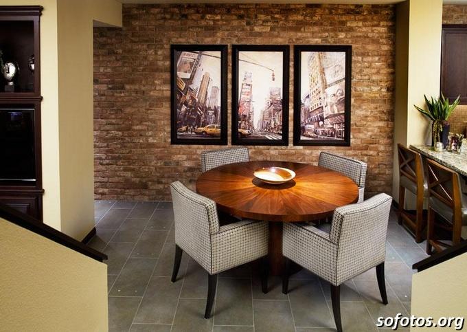 Salas de jantar decoradas (71)