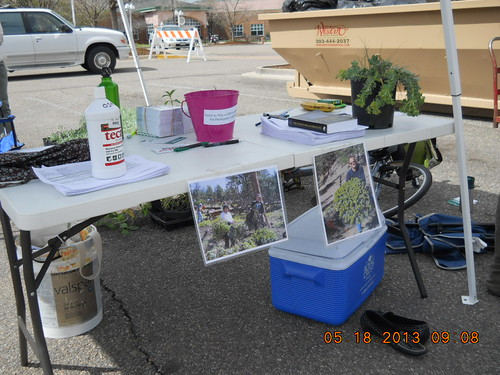 Photo - Purge Your Spurge Event