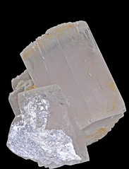 cristaux de bryl var. morganite - crystals of beryl var. morganite (gry60) Tags: pakistan baltistan skardudistrict gilgitbaltistannorthernareas chamachhupegmatites chamachhu haramoshmts