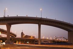 Shanghai (arnd Dewald) Tags: china church night concrete highway cross shanghai motorway nacht kirche autobahn kreuz 中国 上海 beton 中國 suzhoucreek 苏州河 arndalarm changningdistrict 长宁区 middleringroad mg394455k3e05re20c50v3l031eeweb