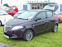 67 Chrysler Ypsilon (2012) (robertknight16) Tags: italy chrysler lancia 2010s